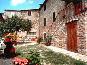 Un meraviglioso agriturismo in Toscana