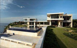 casa ufficio ai caraibi