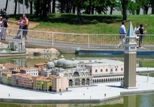 Italia Miniatura Capriate Leolandia