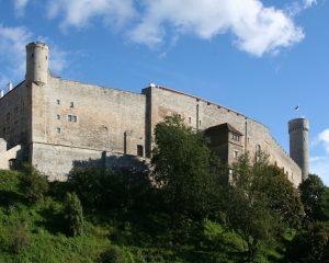 castello di toompea-tallin-estonia