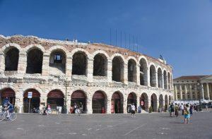 Visitare l'arena di Verona