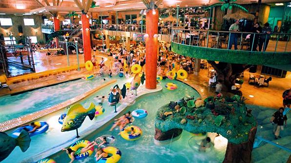 Migliori parchi acquatici al coperto negli usa - Hotel con piscina verona ...