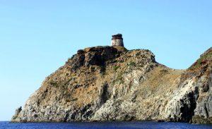 l'isola di capraia
