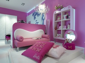 suite barbie all'hotel savoia