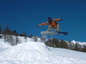 sciare a courmayeur
