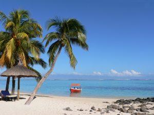 l'isola Mauritius
