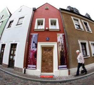 Eh'Häusl, l'hotel più piccolo del mondo