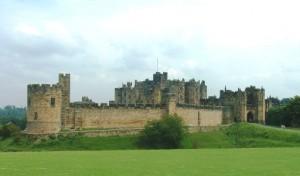 il vero castello di harry potter