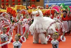 capodanno cinese a londra