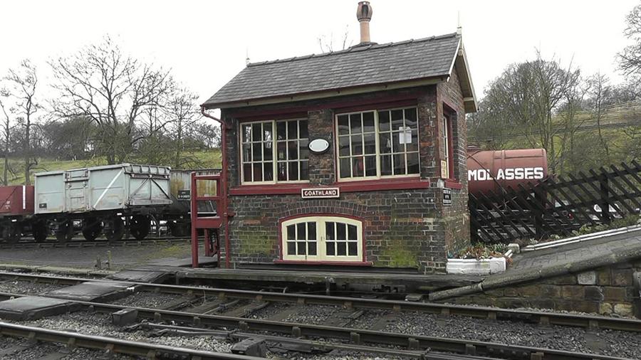 treno harry potter stazione