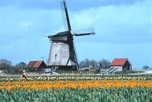viaggio in olanda in battello