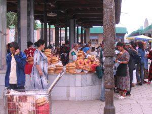 Viaggio a Samarcanda (Uzbekistan)