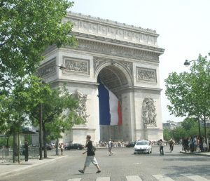 Week-end low cost a Parigi