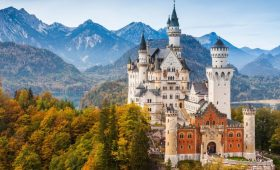 castello disney germania
