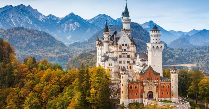castello disney germania