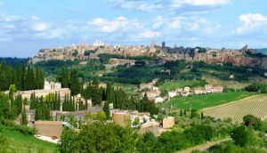 week-end di marzo in Umbria