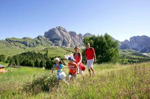 Vacanze in val gardena con la famiglia for Vacanze in famiglia