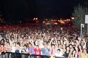 notte rosa 2011 a cattolica