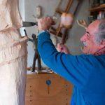 arte della scultura in val gardena