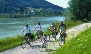 Vacanze in bicicletta sul Danubio