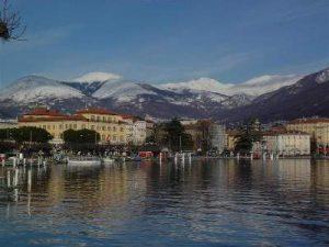 Bellinzona in Canton Ticino