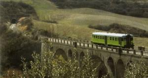 treno storico val orcia