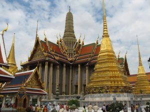 Bangkok  tesoro della Thailandia