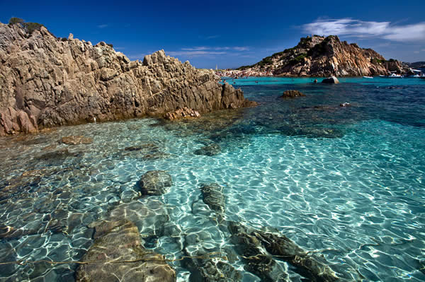 L 39 arcipelago della maddalena for Campingplatze sardinien