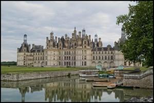 Tour dei Castelli della Loira_Chambord