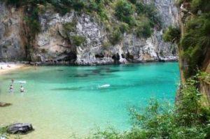 Le grotte di Palinuro