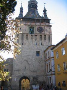 Sighisoara: la casa di Dracula