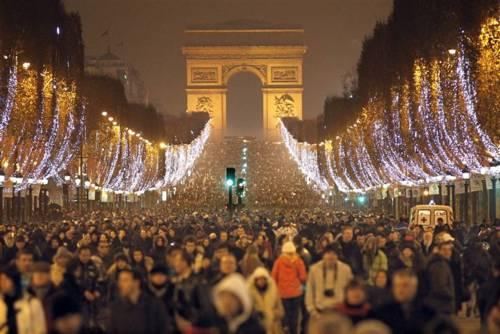 parigi capodanno