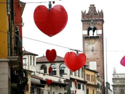 San valentino verona in love for San valentino in italia