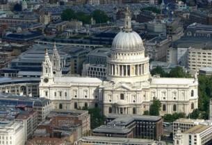 La Cattedrale di St Paul a Londra