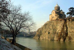 Tbilisi capitale della Georgia