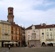 Vercelli in Piemonte
