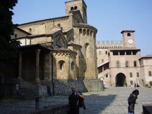 Castell'Arquato a Piacenza