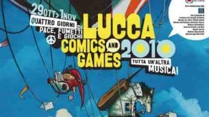 Lucca Comics e Arte