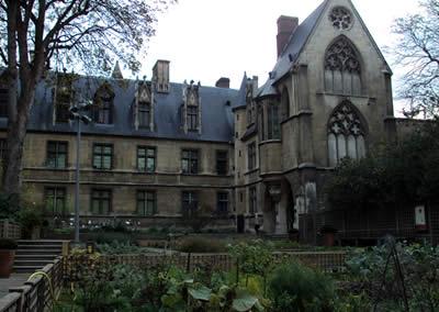 Il Museo di Cluny a Parigi