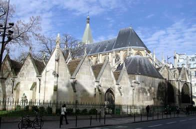 La Chiesa di St-Severin