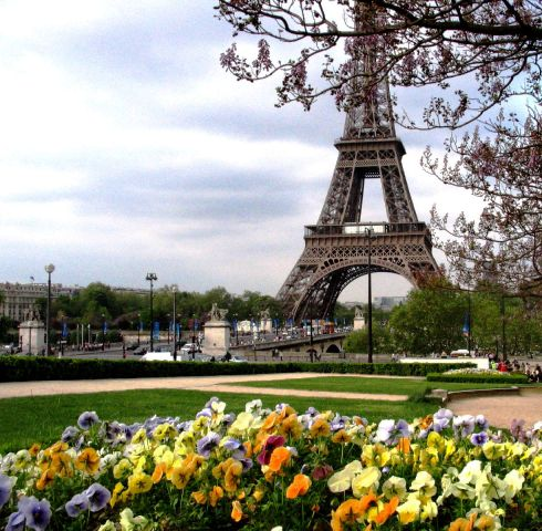 Idee per un week end di primavera for Parigi champ elisee
