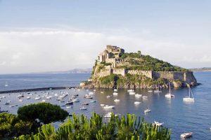 vacanze a ischia il castello aragonese