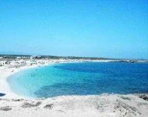 Is Arutas spiaggia colorata della Sardegna