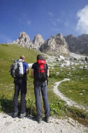 Escursioni e passeggiate in Val Gardena