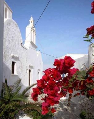 Folegandros piccola e graziosa isola della Grecia