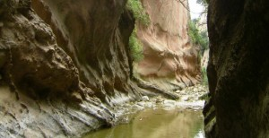 valle cupa canyon