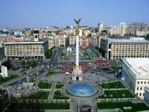kiev Ucraina europei