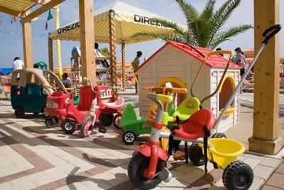 Vacanze low cost negli hotel di Riccione