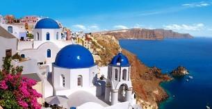 L'isola di Santorini