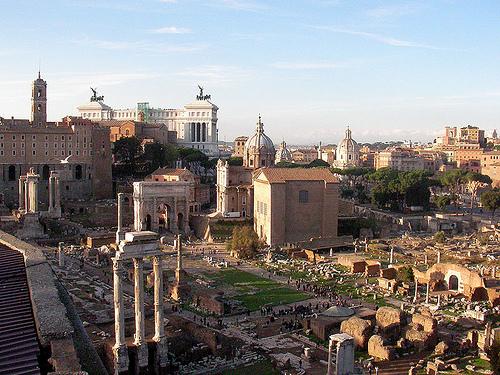 Roma per tutti guida alle zone pi in voga di roma for Dove soggiornare a venezia